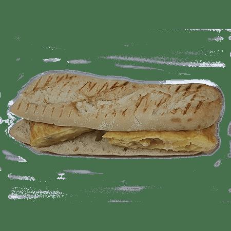 bocadillo de tortilla de blanyo