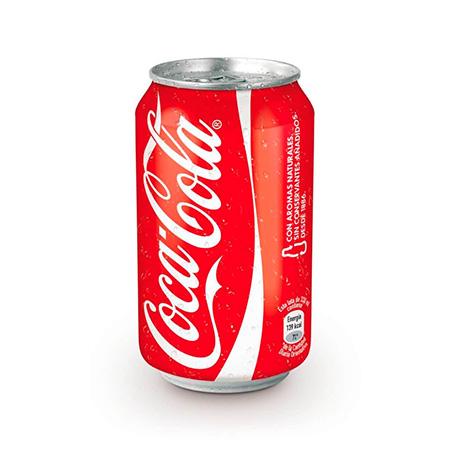lata coca cola 33cl