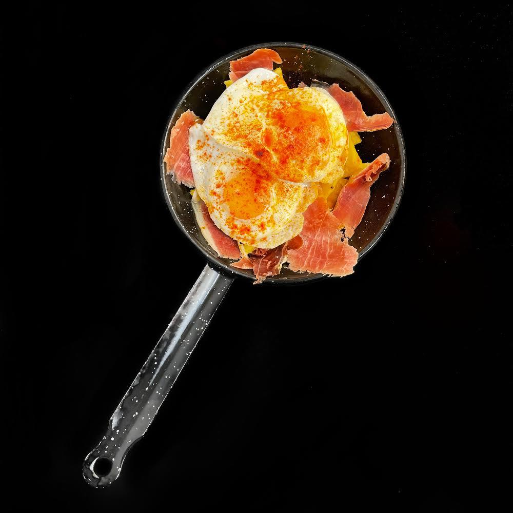 sarten jamon